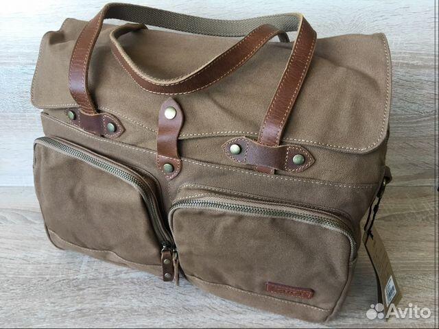 купить мужскую сумку на авито москва