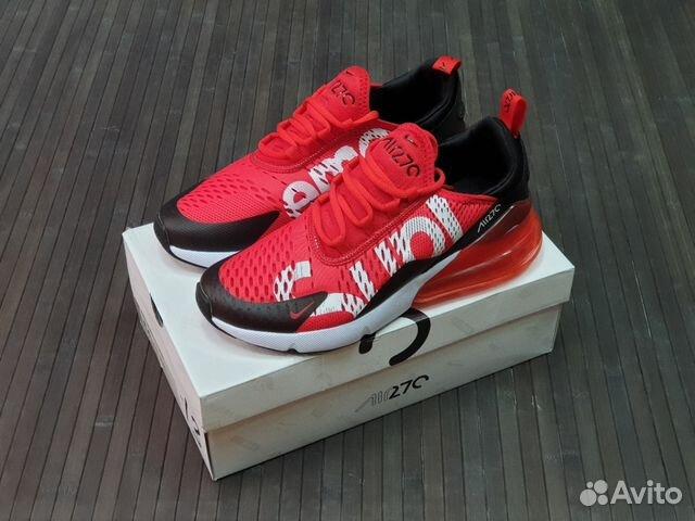 competitive price 91868 3e363 Nike Air Max 270 Supreme