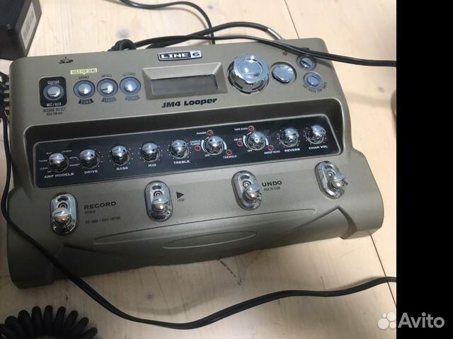 Гитарный процессор Line 6 pod xt live | Festima Ru - Мониторинг