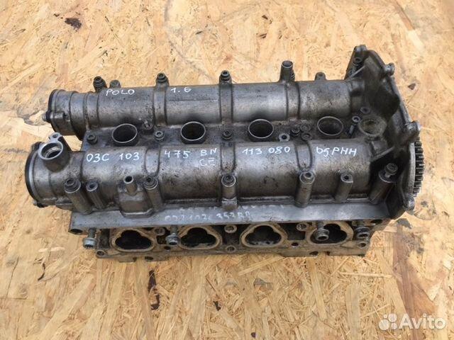 89026196331 Гбц (головка блока цилиндров ) Volkswagen Polo