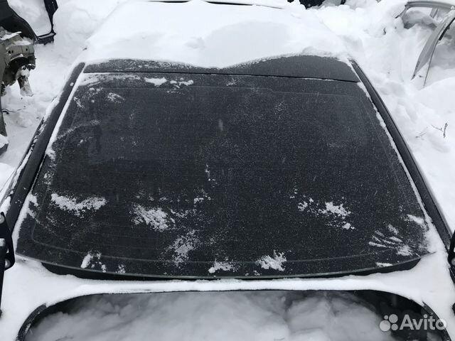 89226688886 Стекло заднее (Audi A6)