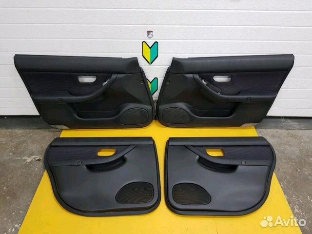 89625003353 Обшивка дверей комплект Subaru Legacy, BE5, EJ20