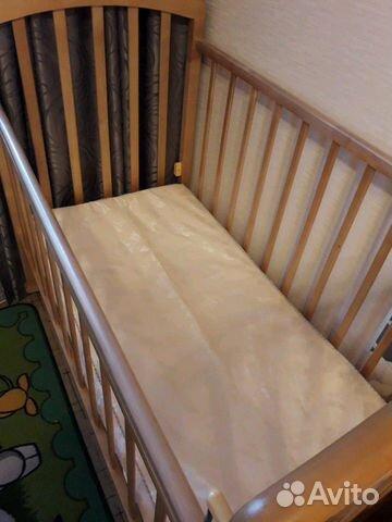 Кровать детская с матрасиком 89277353284 купить 2