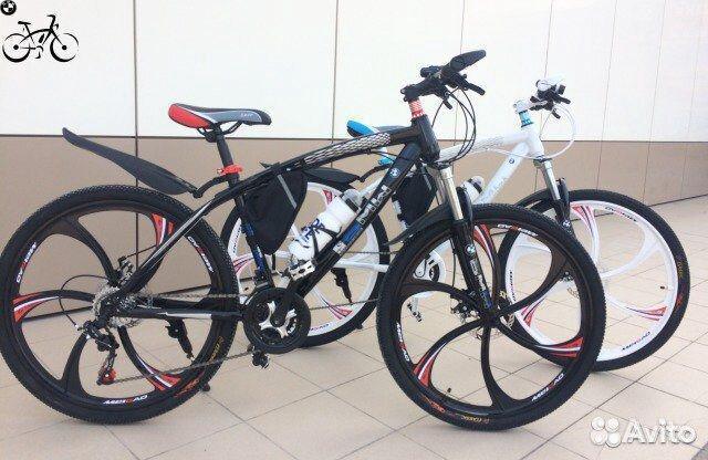 89527559801 Горный велосипед,литые диски Томск