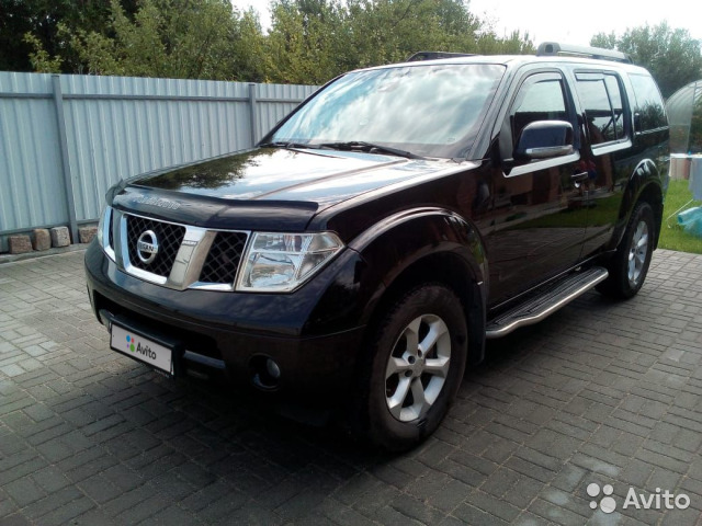 Nissan Pathfinder, 2007 89118503425 купить 1