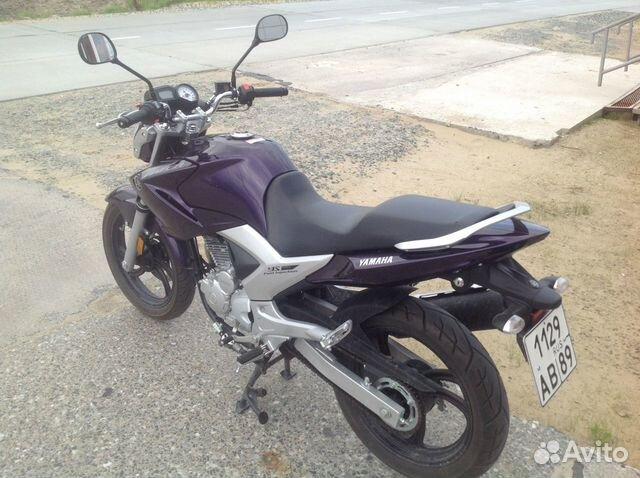 Продам Yamaha YS250 купить 3