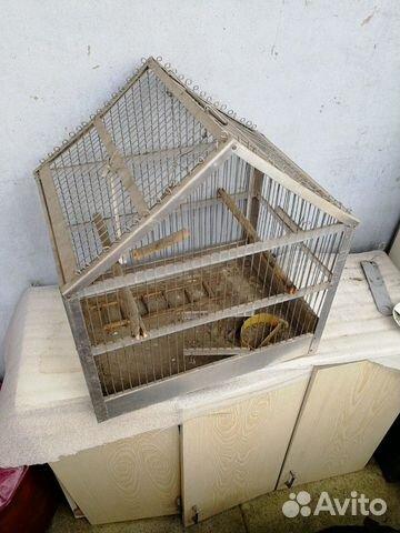 Клетка попугая(птиц)