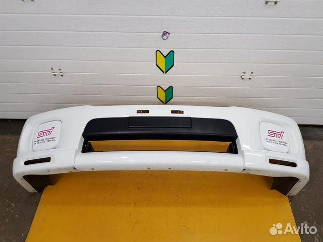 Бампер передний STI2M Subaru Forester, SF5