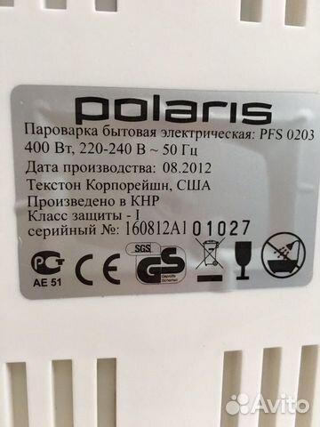 Пароварка tefal и polaris  89814523849 купить 4