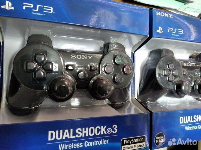 Dualshock 3 Новый, в упаковке