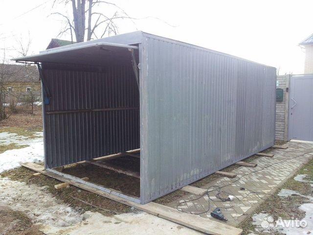Гаражи,хоз блоки,тент укрытия 89209131521 купить 2