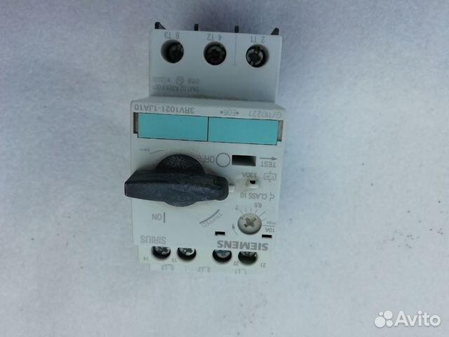 Автоматический выключатель для защиты двигателей 89063401860 купить 2