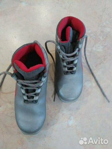 Лыжные ботинки 89967349763 купить 2