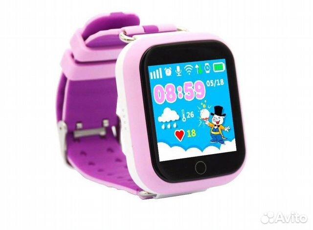 84942303606 Детские часы с GPS Smart Baby Watch Q100 гарантия