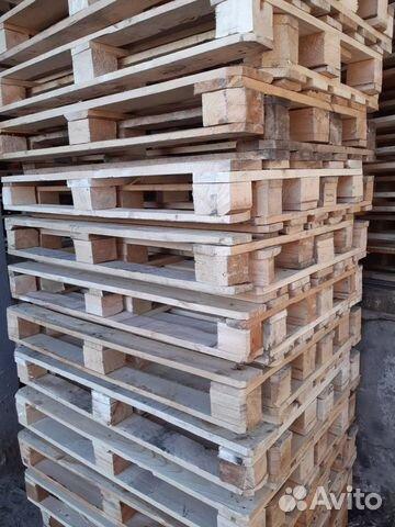 Поддон деревянный 1 сорт 1200х800