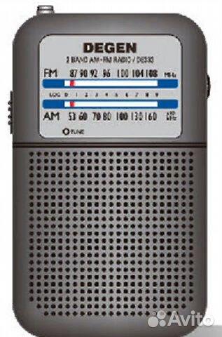 Радиоприемник Degen de-333 купить 3
