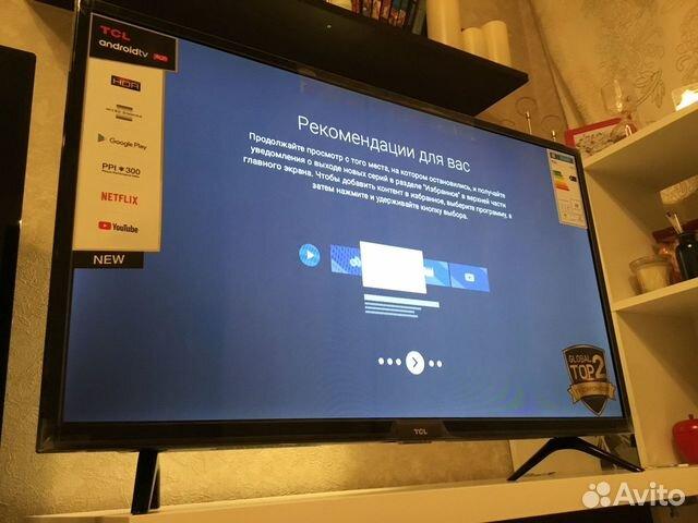 Смарт телевизор с голосовым управлением 32(новый) купить 8