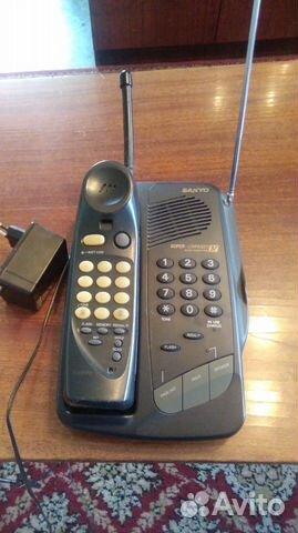 Радиотелефон Sanyo  89039020256 купить 2
