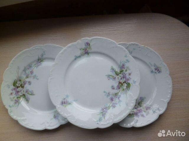 Фарфор Кузнецова 19 век 9 предметов  89532541529 купить 3