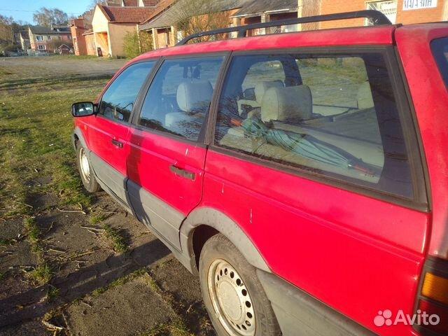 Volkswagen Passat, 1991 89114513178 купить 2