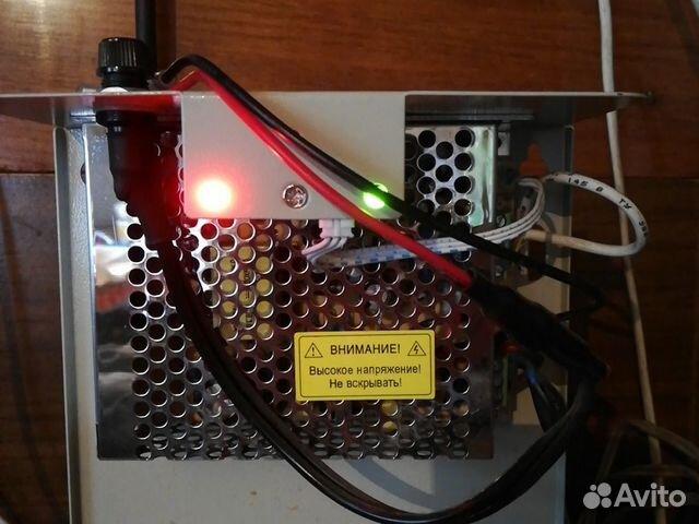 Блок питания зарядный 12вольт 3 ампера accordtek
