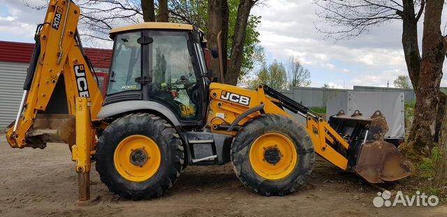 JCB 4 CX 2011г всего 8400мч