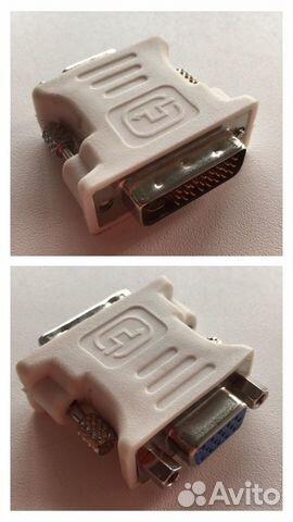 Переходник DVI - VGA  89994688600 купить 1