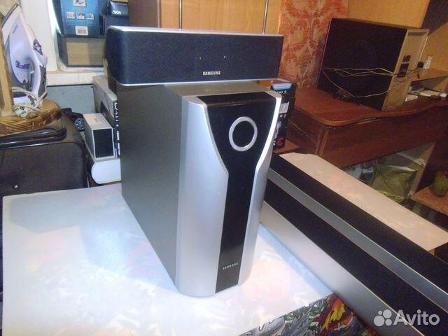 Комплект Колонок Самсунг psws-800TE 4шт. 4ом купить 7