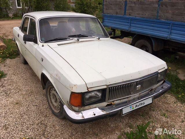 GAZ 3102 Volga, 1996