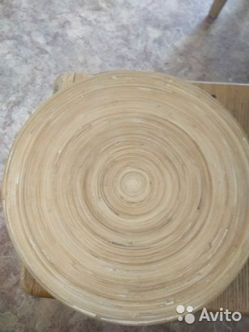 Блюдо деревянное Икея
