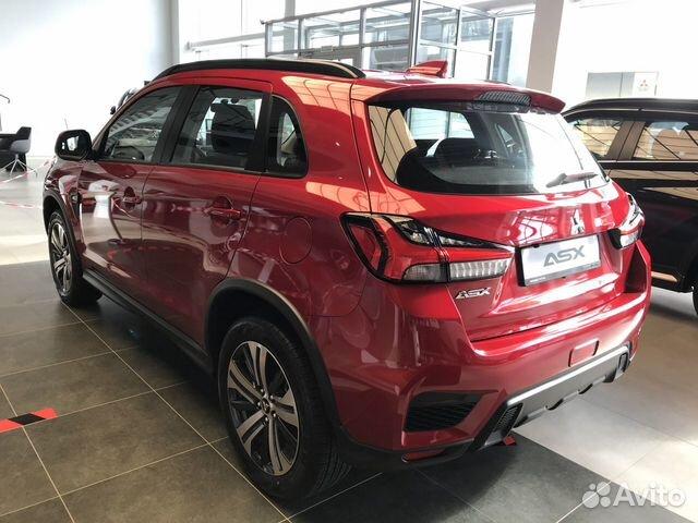 Mitsubishi ASX, 2020 купить 4