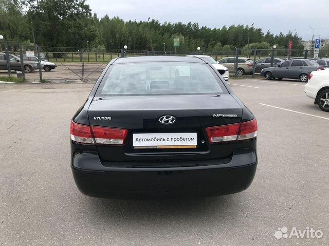 Hyundai Sonata, 2010 88162682472 купить 6