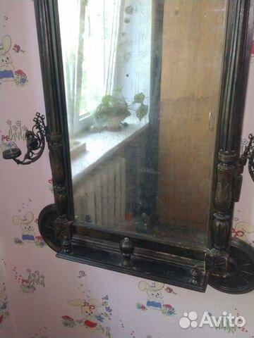 Старое зеркало  89107567189 купить 2