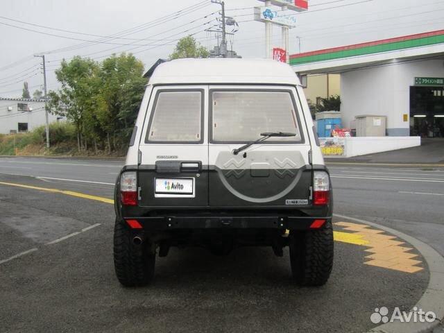 Nissan Safari, 1994 89143200606 купить 5
