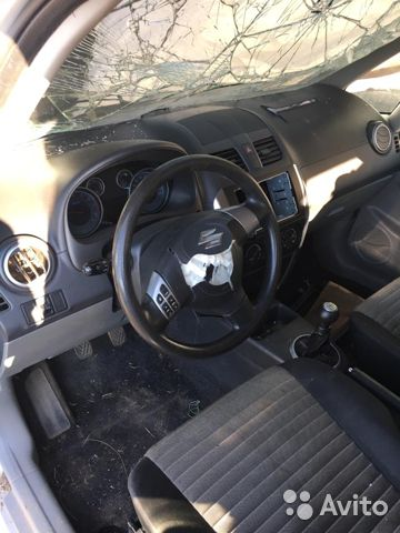 Suzuki SX4, 2011  89124435777 купить 7
