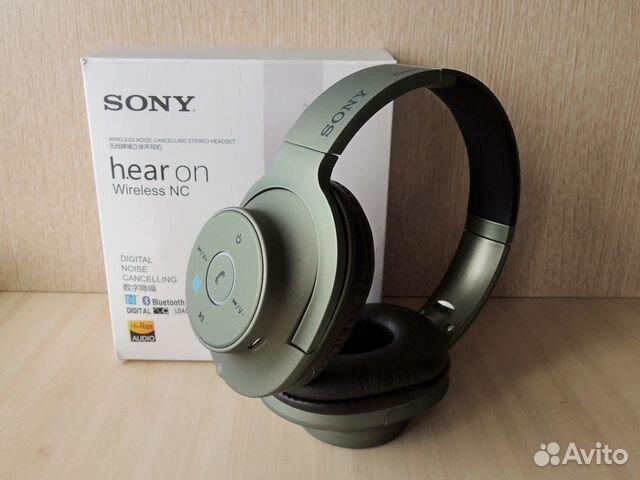 Bluetooth наушники Sоny S-100  купить 2