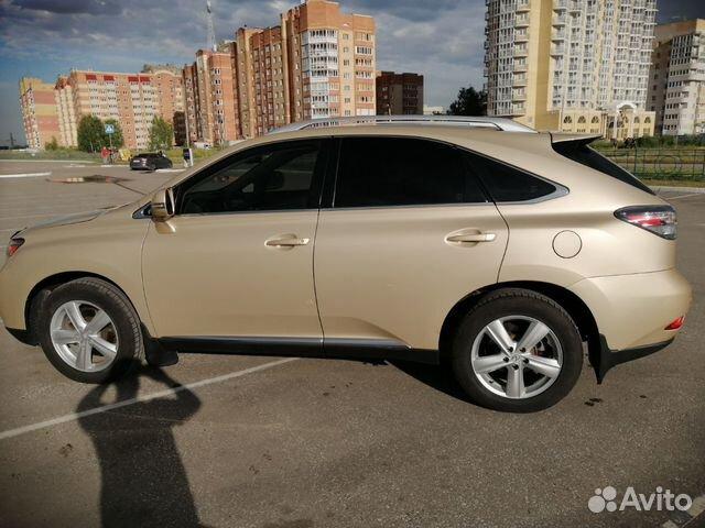 Lexus RX, 2010 89131506622 купить 3