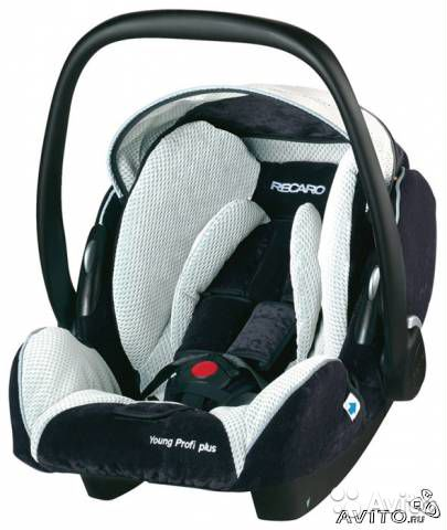 Автокресло Recaro young profi plus— фотография №1