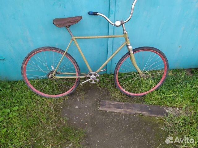 89806502899 Велосипед школьник