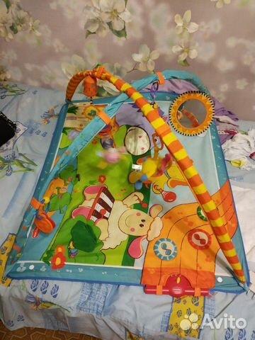 Развивающий коврик Tony Love  89033701766 купить 3