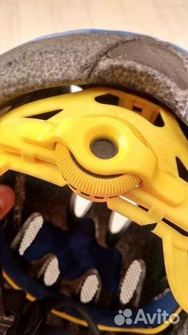 Детский велосипедный шлем lazer max+