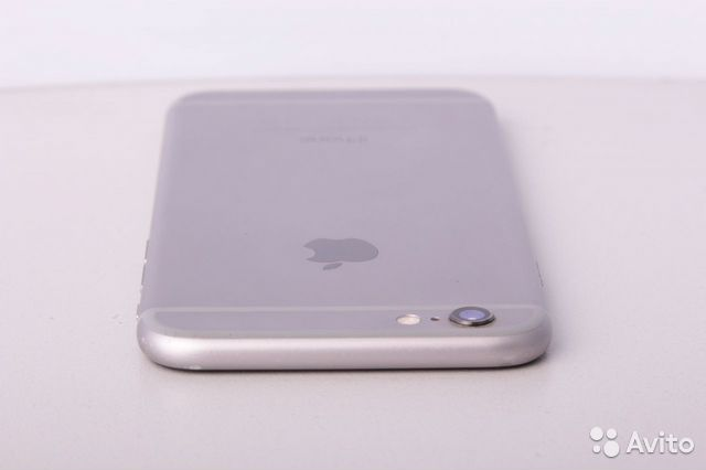 Телефон Apple iPhone 6 64 Gb Space Grey  88005554735 купить 6