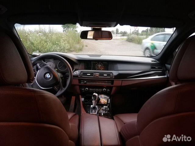 BMW 5 серия, 2011  89527972079 купить 5