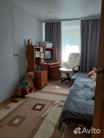 3-к квартира, 62 м², 2/5 эт.