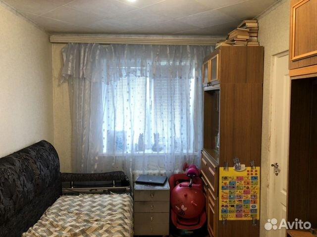 2-room apartment, 46.5 m2, 5/5 floor.  buy 5