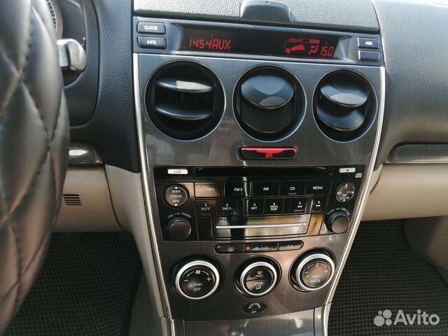 Mazda 6, 2005  89630049824 купить 10