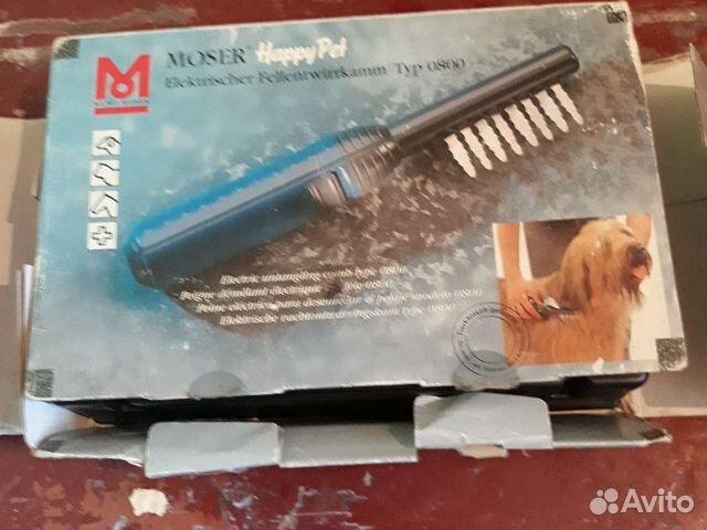 Расческа электронные для собак  89807390623 купить 2