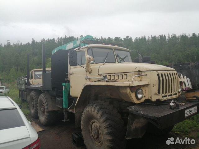 Услуги Урала лесовоза с кму  89241653347 купить 3