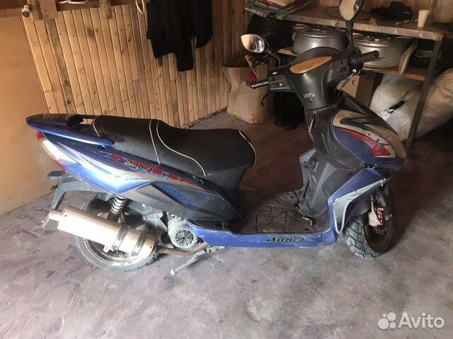 Скутер 125 кубов  89600141025 купить 3