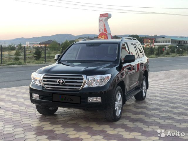 Toyota Land Cruiser, 2011  89270556666 купить 2